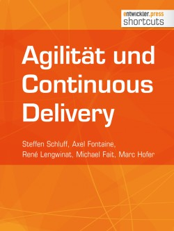 Agilität und Continuous Delivery Cover