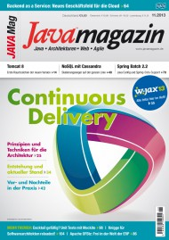 Java Magazin Cover